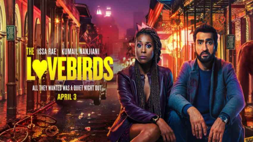 the lovebirds movie
