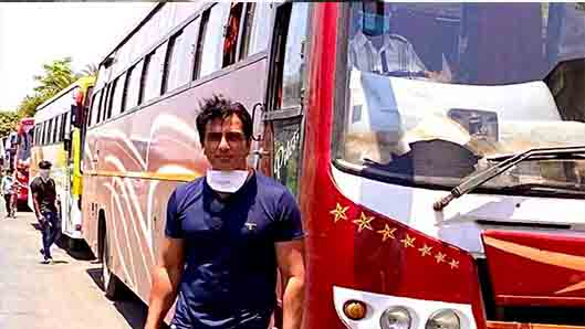 Sonu sood, Ajay Devgn