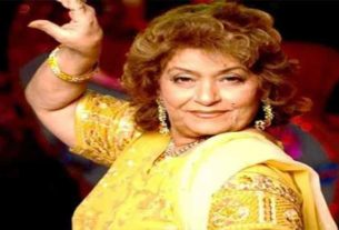 choreographer saroj khan bollywood news