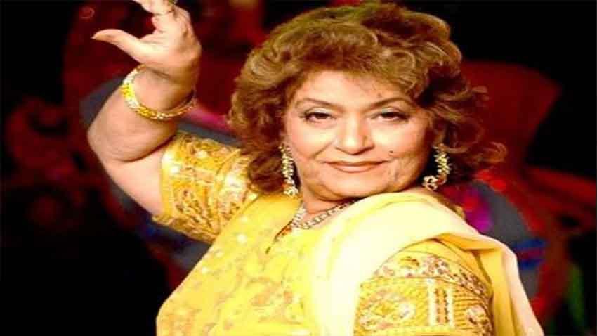 choreographer saroj khan bollywood news