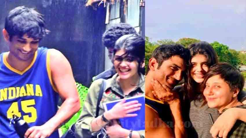 sushant singh rajput Sanjana Sanghi film dil bechara