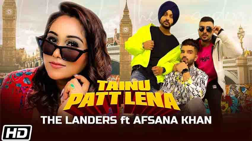 the landers Tainu Patt Lena