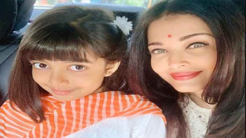 Aishwarya Rai Bachchan and her daughter Aaradhya Bachchan admitted to hospital