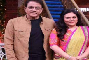 Arun Govil and Dipika Chiklia