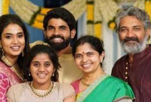 Baahubali Film Director SS Rajamouli and family tested positive for covid 19