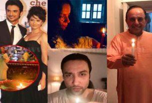 Kangana Ranaut, Ankita Lokhande Subramanian Swamy Shekhar Suman adhyayan summan sushant singh rajput justice candle light