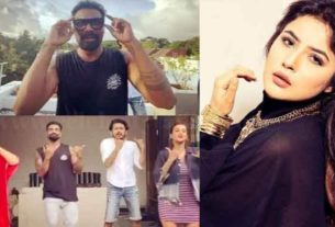 Shehnaaz Gill Thanks Remo DSouza As He Dances To Her Latest Song Kurta Pajama with Wife Lizelle