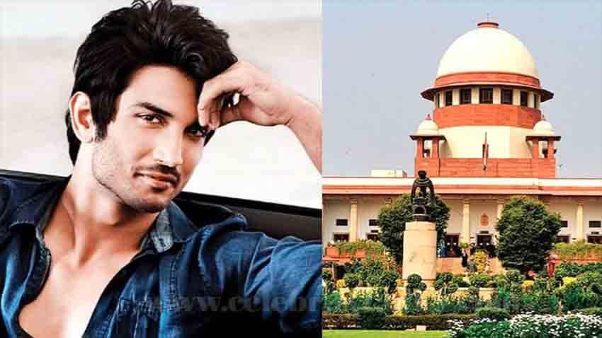Supreme Court Refuses the plea for a CBI Investigation in Sushant Singh Rajput Death Case