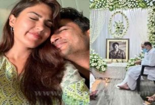 Sushant Singh Rajput Father filed FIR Against Rhea Chakraborty