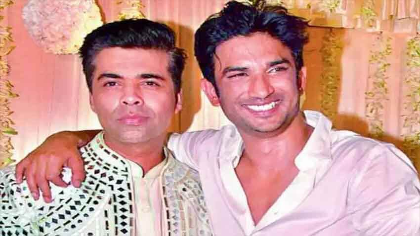Sushant Singh Rajput Karan Johar to be summoned by Mumbai Police in connection with Suicide Case