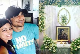 Sushant Singh Rajput Sister shweta singh kirti Remembers late actor as she seeks Justice for him