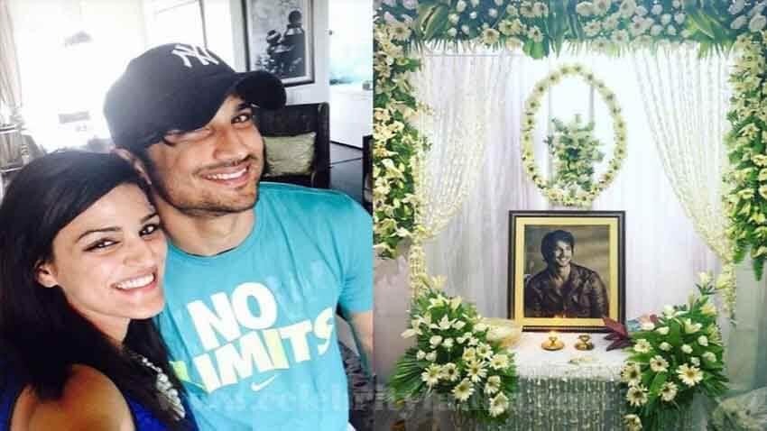 Sushant Singh Rajput Sister shweta singh kirti Remembers late actor as she seeks Justice for him