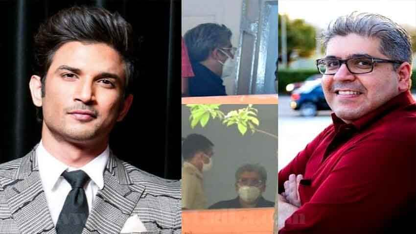 Sushant Singh Rajput suicide Film critic Rajeev Masand summoned by Mumbai Police for interrogation