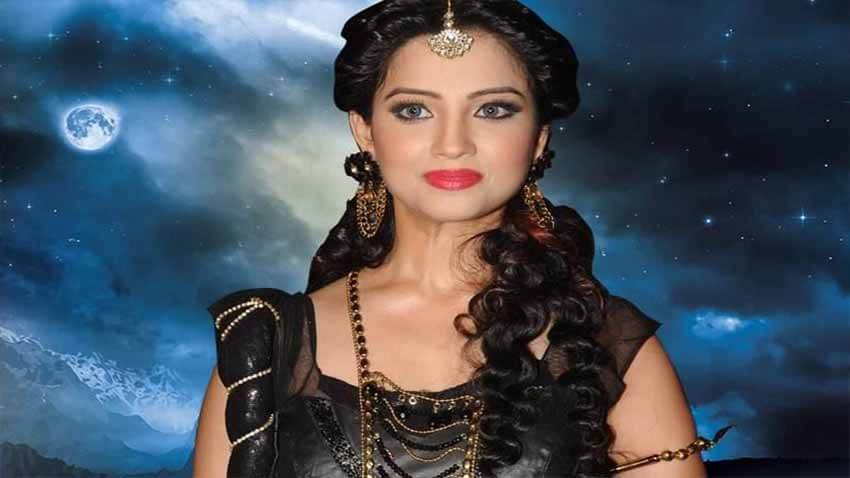 adaa khan as sesha naagin ekta kapoor show