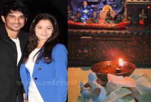 ankita lokhande sushant singh rajput demise one month