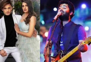 asim riaz new project with himanshi khurana singer arijit singh