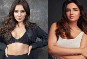 bigg boss 14 contestant list neha sharma jasmin bhasin salman khan show