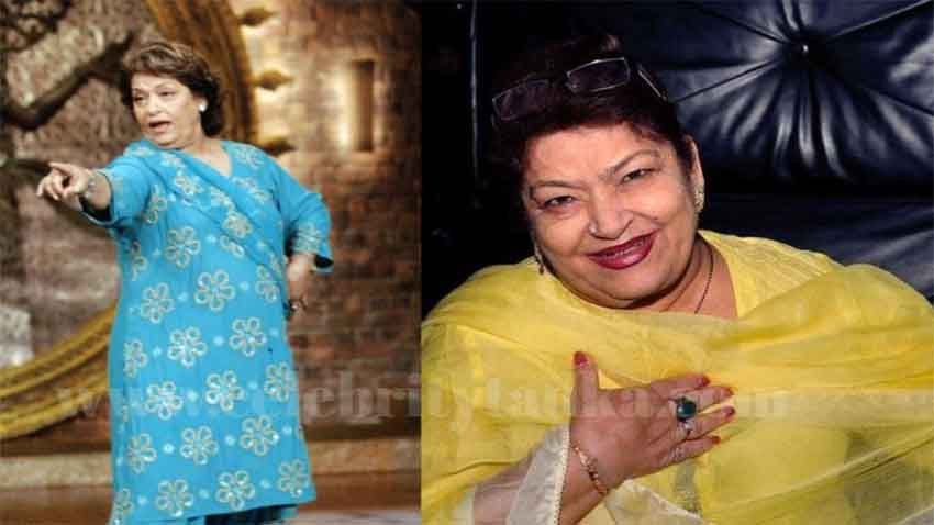 choreoghrapher saroj khan passes away in mumbai