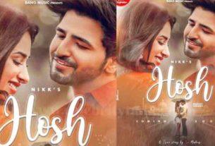 mahira sharma new song hosh with nikk bollywood news