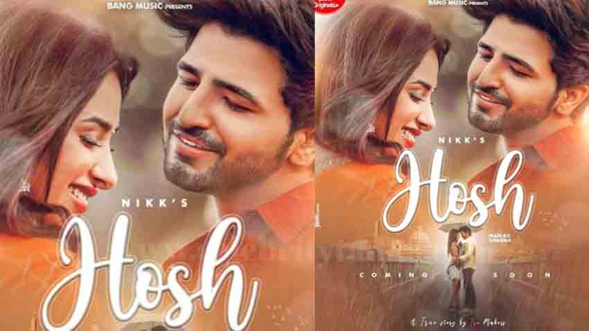 mahira sharma new song hosh with nikk bollywood news