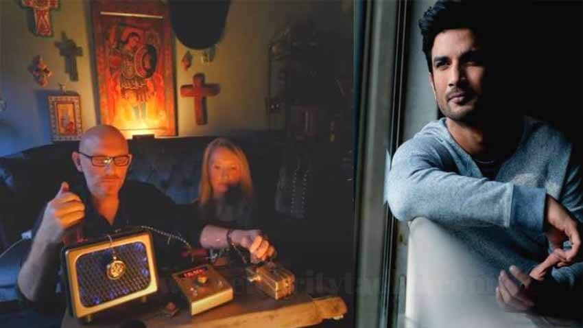 paranormal expert steve huff conversation with Sushant singh rajput spirit part 3