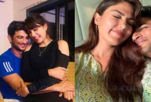 rhea chakraborty sushant singh rajput bollywood news