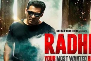 salman khan Radhe Your Most Wanted Bhai Set To Release 2021