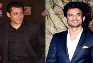 salman khan will not questioned in Sushant Singh rajput suicide case
