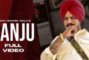 sanju official video sidhu moose wala latest punjabi song 2020