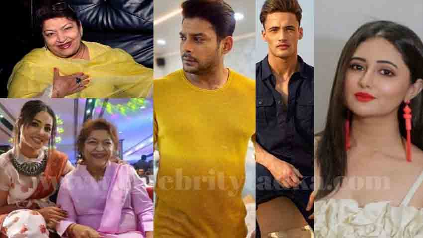 saroj khan paases away hina khan sidharth shukla rashami bollywood news