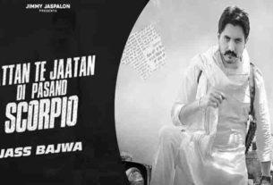 scorpio Jass Bajwa