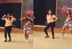 shehnaaz gill dancing on song kurta pajama