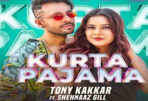 shehnaaz gill tony kakkar new song kurta pajama bollywood news