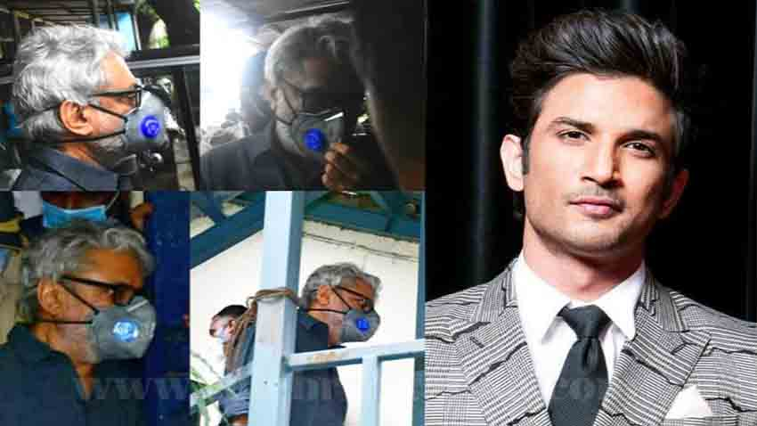sushant singh rajput death sanjay leela bhanshali arrives badra police station bollywood news