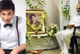 sushant singh rajput father KK singh not on twitter bollywood news