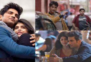 sushant singh rajput film dil bechara trailer out sanjana sanghi
