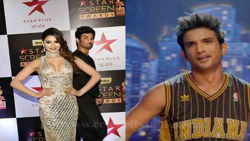 Dil Bechara: Urvashi Rautela Penned An Emotional Note; Urges Fans ...