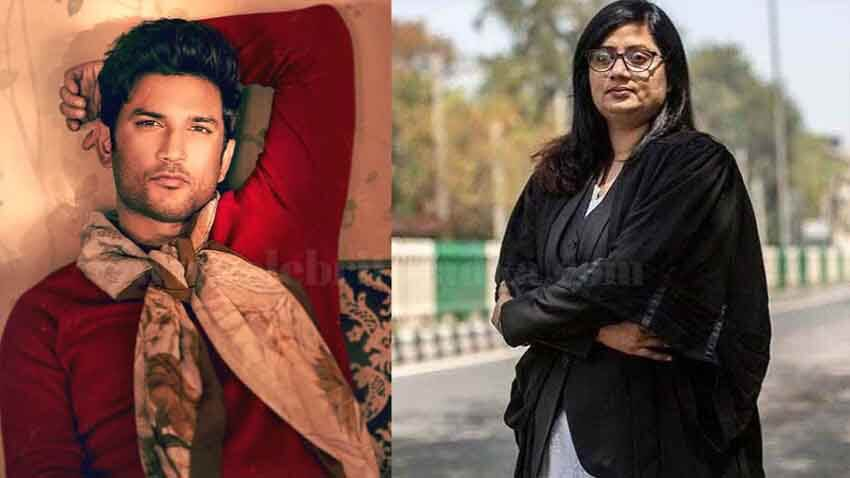 sushant singh rajput suicide case Seema Samridhi nirbhaya case lawyer