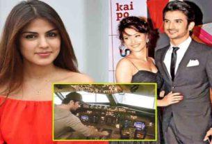 Ankita Lokhande Slams Rhea Chakraborty claims that Sushant Singh Rajput was claustrophobic