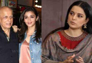Kangana Ranaut Slams Mahesh Bhatt film Sadak 2 Calls him Pakistani Pimp