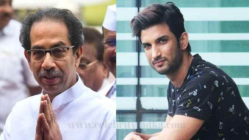 Maharashtra CM Uddhav Thackeray on Sushant Singh Rajput death case