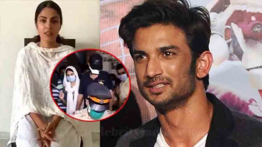 Sushant Singh Rajput Case Rhea summoned once again by ED on Monday