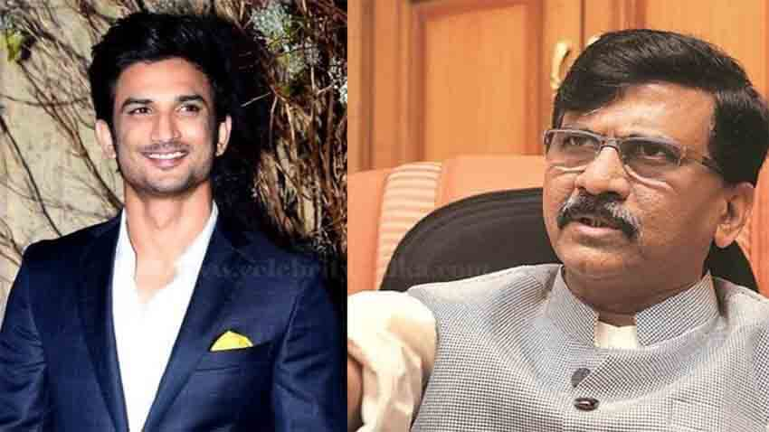 Sushant Singh Rajput Cousin sends Legal Notice to Sanjay Raut Asks him to Apologize