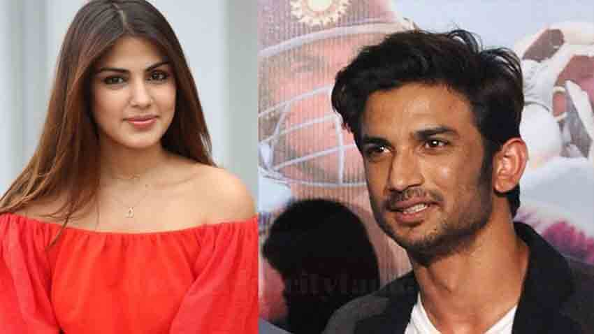 Sushant Singh Rajput Death Case Rhea Chakraborty is Absconding Says Bihar DGP
