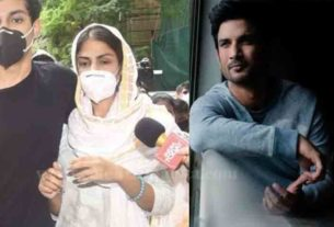 Sushant Singh Rajput Rhea Chakraborty Call Records Reveals that She Last Spoke To Late Actor 9 Days Before His Death