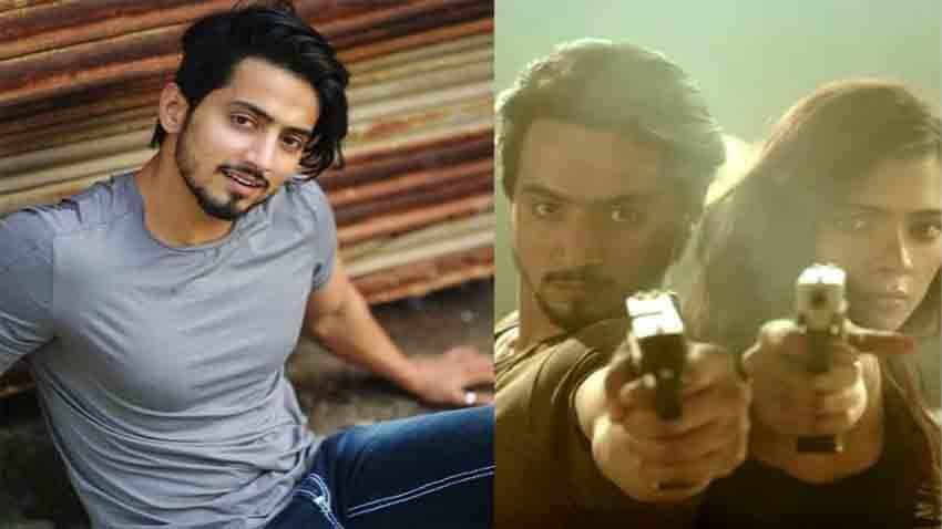 Tik Tok star Faisal Shaikh Aka Mr Faisu Makes his Acting Debut with Alt Balaji series