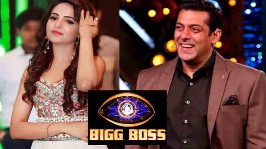 bigg boss 14 sugandha mishra to be part of salman khan show
