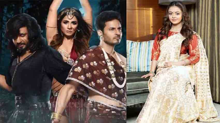 devoleena bhattacharjee naagin 5 ekta kapoor show hina khan