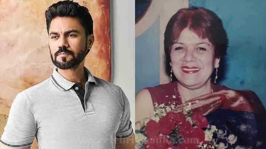 gaurav chopra mother passed away