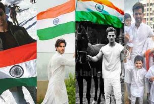 happy independence day 2020 kushal tandon asim riaz karan tacker kapil sharma